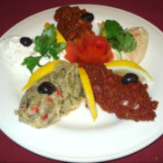 Saray Mixed Cold Appetizers