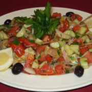Saray Shepherd Salad