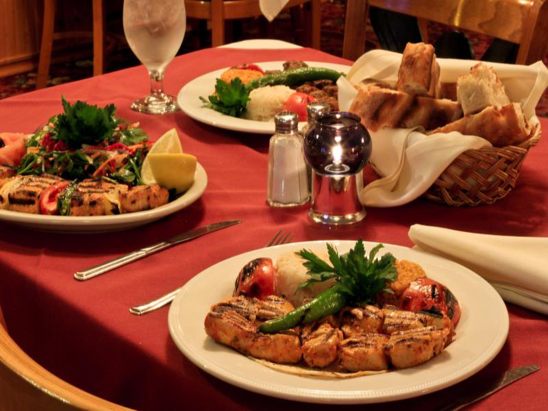 Saray II Turkish Restaurant, Springfield-MA, 413-796-5505