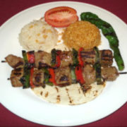 Prime Rib Shish Kebab