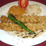 Saray Chicken Adana Kebab