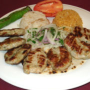 Saray Chicken Kofte Kebab