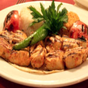 Saray Chicken Shish Kebab