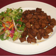 Arnavut Cigeri-Fried Liver Cubes