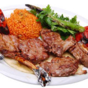 Saray Pirzola-Lamb Chops